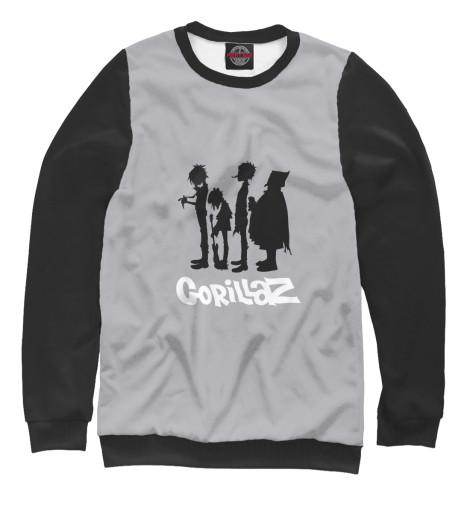 Свитшот Print Bar Gorillaz gorillaz copenhagen