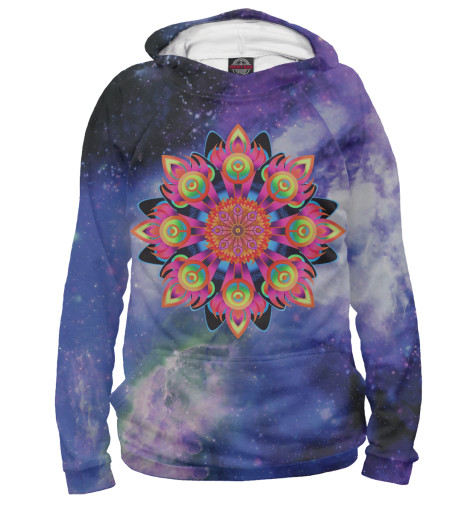 Худи Print Bar Psychedelic Space худи print bar space nebula