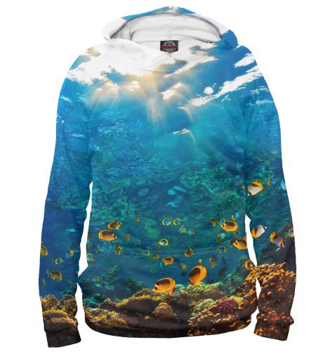 Худи Print Bar Коралловый риф