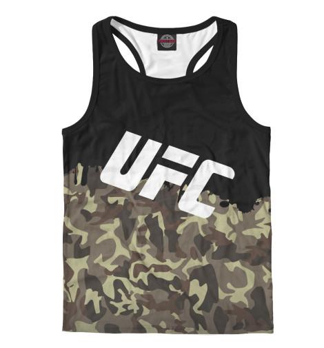 Майка борцовка Print Bar UFC Камуфляжная ufc 2 ps4