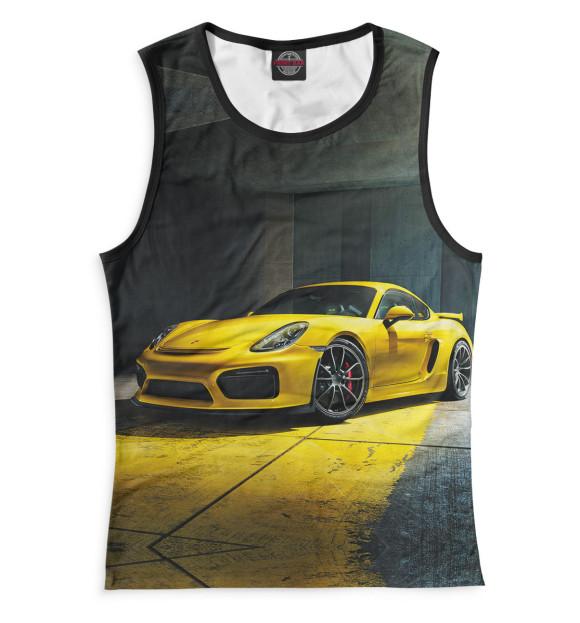 Купить Женская майка Porsche SPC-110226-may-1