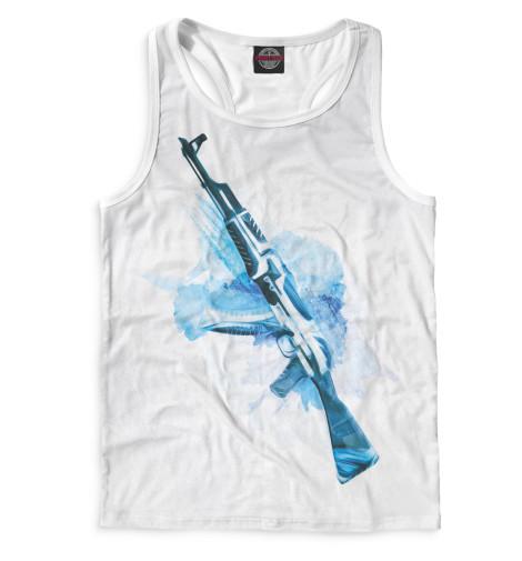 Мужская майка-борцовка AK-47 | Vulcan