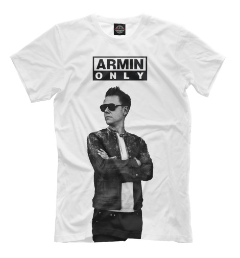 Футболка Print Bar Armin Only свитшот print bar armin only