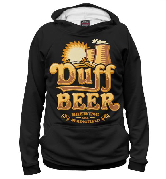 Купить Женское худи Duff SIM-516854-hud-1