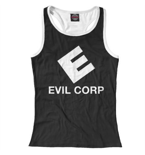 Майка борцовка Print Bar Evil Corp designs corp