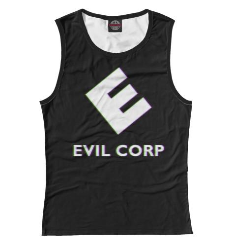 Майка Print Bar Evil Corp designs corp