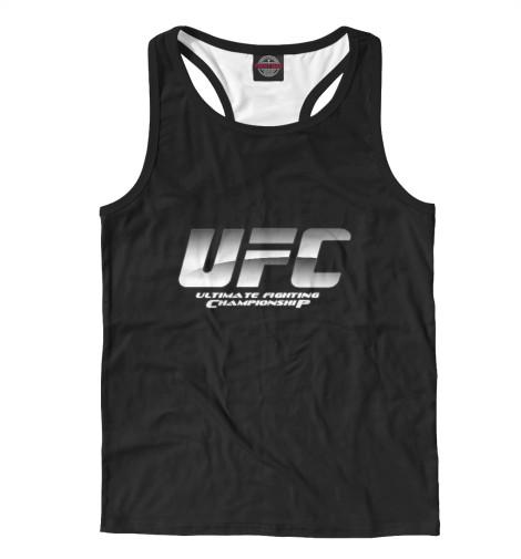 Майка борцовка Print Bar UFC майка print bar ufc