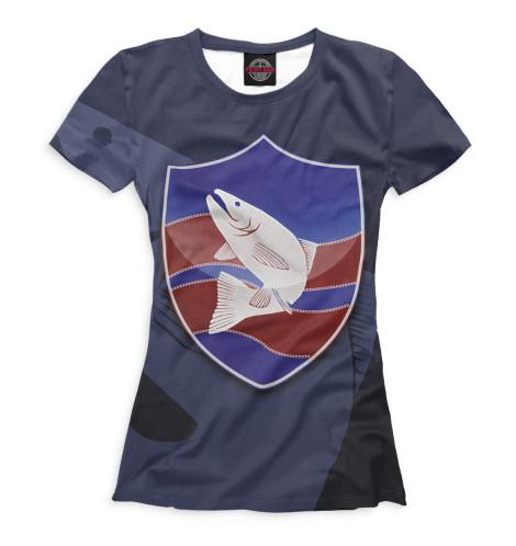 Женская футболка Символ Талли