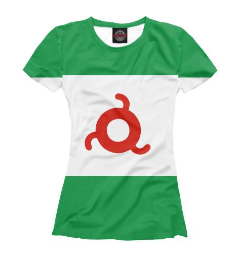 Футболка Print Bar Ингушетия футболка print bar ингушетия