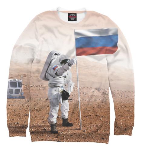 Свитшот Print Bar Русский космос свитшот print bar русский стиль