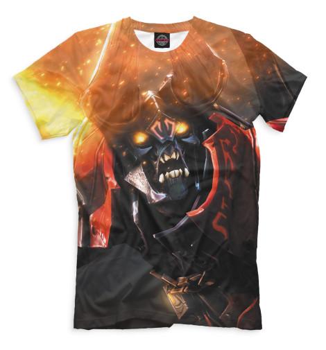 Мужская футболка Doom