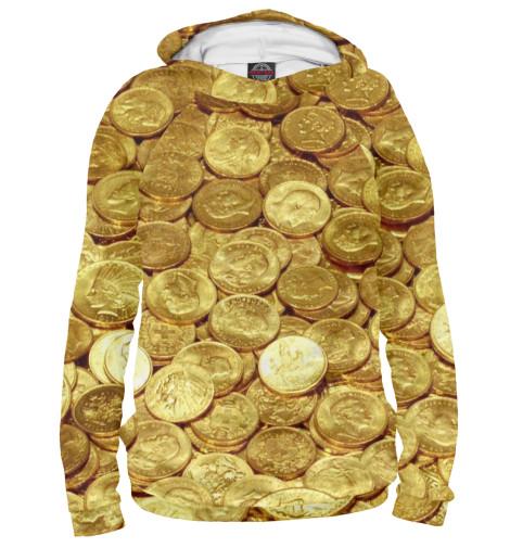 Худи Print Bar Золотые монеты монеты в сургуте я продаю