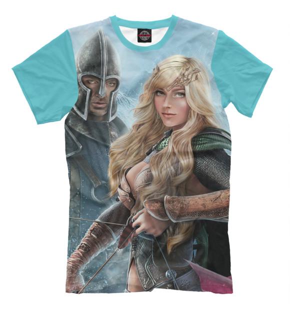 Купить Мужская футболка Игра IGR-450154-fut-2
