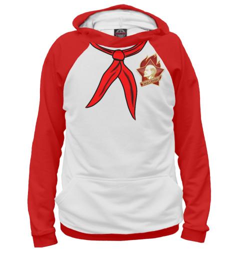 Купить Худи для девочки Пионер SSS-588468-hud-1