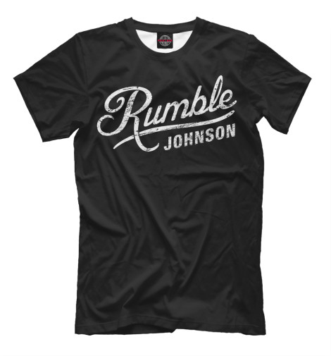 Футболка Print Bar Rumble Johnson rumble roses xx купить спб