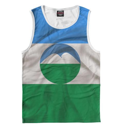 Майка Print Bar Кабардино-Балкария футболка рингер printio республика кабардино балкария нальчик