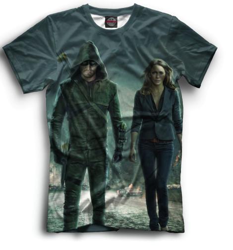 Мужская футболка Стрела