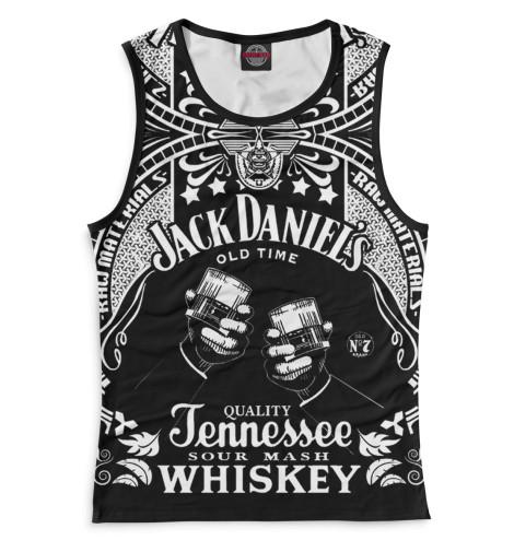 Женская майка Jack Daniels
