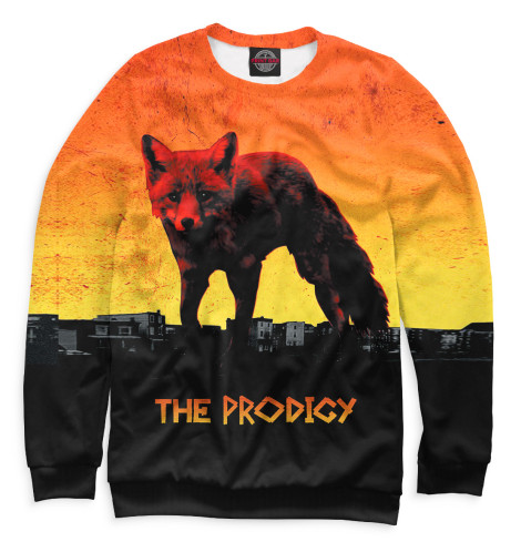 Свитшот Print Bar The Day Is My Enemy the prodigy the day is my enemy