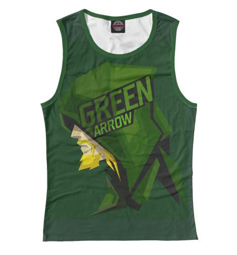 Майка Print Bar Green Arrow green arrow vol 3 emerald outlaw rebirth