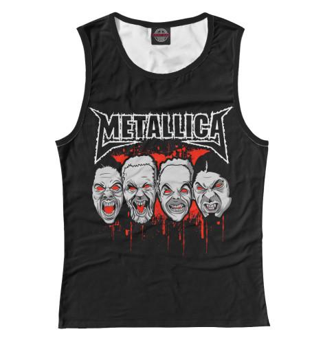 Майка Print Bar Metallica Zombies майка классическая printio i love metallica