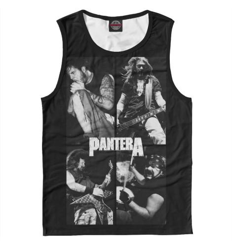 Майка Print Bar Pantera майка борцовка print bar pantera cowboys from hell