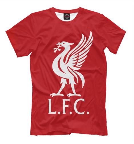 Футболка Print Bar FC Liverpool
