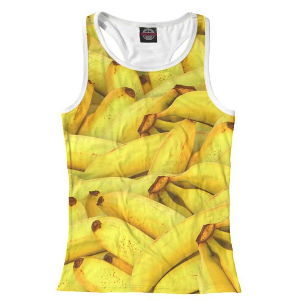 Купить Майка для девочки Бананы 3D NOV-934426-mayb-1