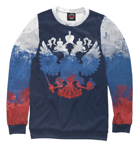 Свитшот Print Bar Символика РФ славянская символика в ростове