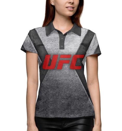 Поло Print Bar UFC 3d ufc 3 [ps4]
