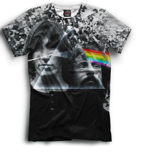 Мужская футболка Pink Floyd