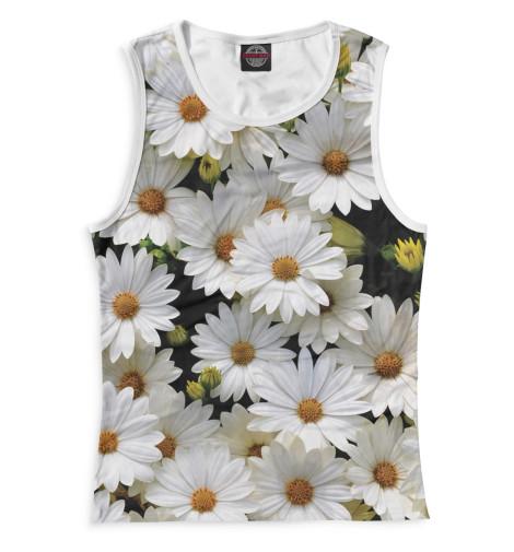 Купить Женская майка Цветы CVE-513328-may-1
