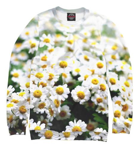 Купить Свитшот для девочек Цветок ромашки CVE-751244-swi-1