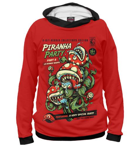 Худи Print Bar Piranha Party кеды piranha кеды