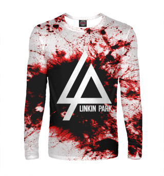 Мужской лонгслив LINKIN PARK BLOOD COLLECTION