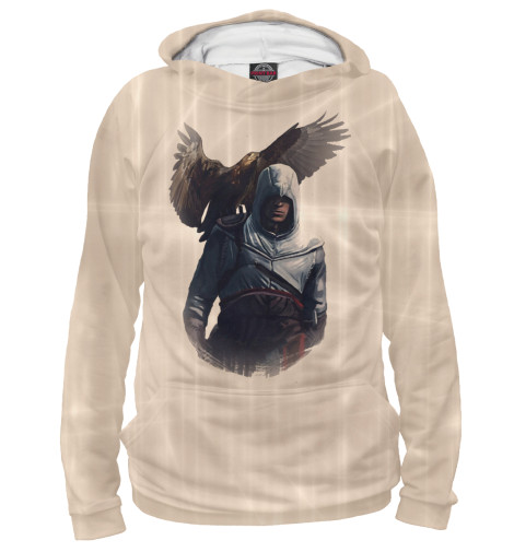 Худи Print Bar Assassin's Creed assassin's creed – the hawk trilogy