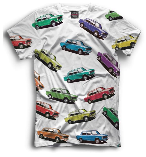 Купить Мужская футболка LADA LAD-368895-fut-2