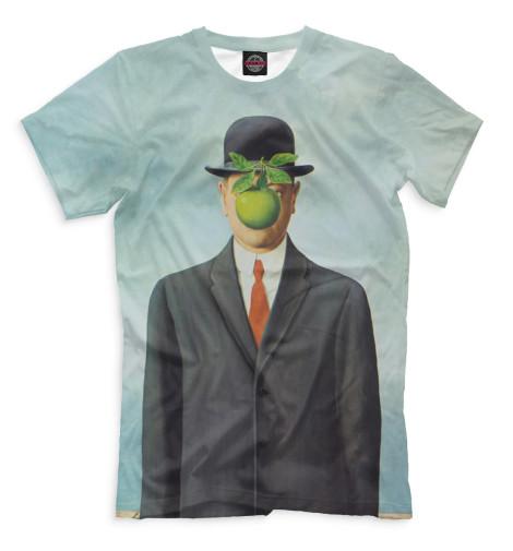 Мужская футболка Сын человеческий
