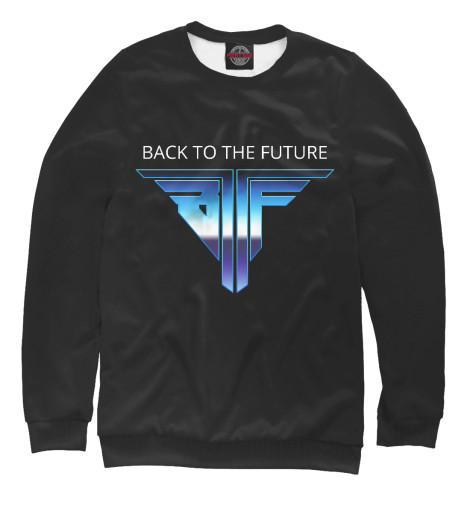 Свитшот Print Bar Back to the Future logo retro свитшот print bar go to valhalla with ragnar