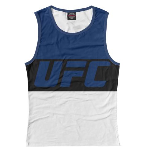 Майка Print Bar UFC BLUE ufc 2 ps4