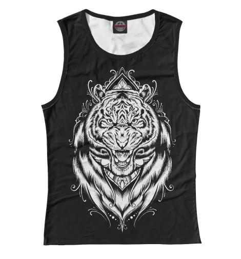Майка Print Bar Тигр тигр премьер свд легион