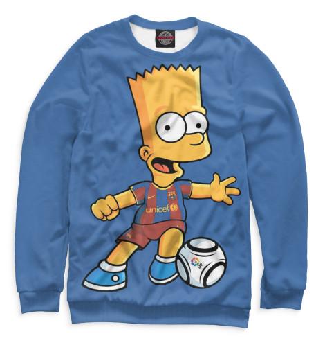 Мужской свитшот Барт