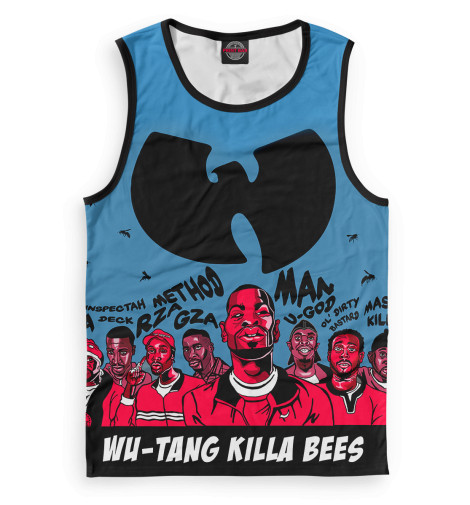 Мужская майка Wu-Tang Clan