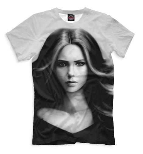 Мужская футболка Елена Гилберт