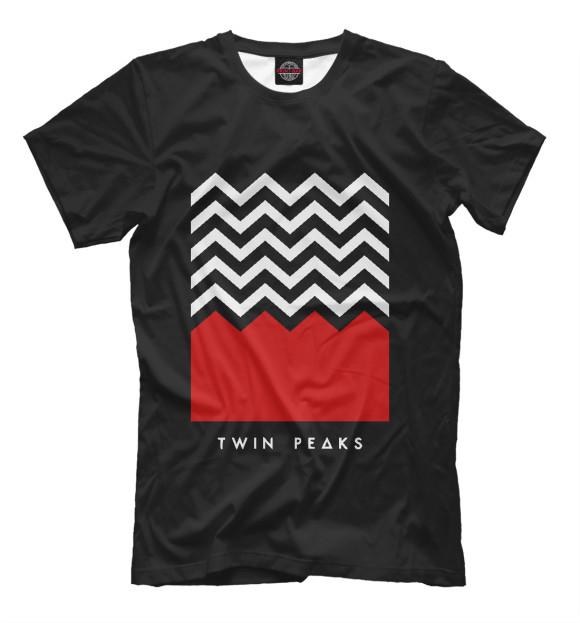 Купить Мужская футболка Твин Пикс TPS-935575-fut-2