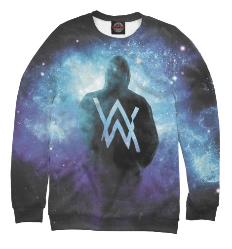 Свитшот Print Bar Alan Walker alan walker
