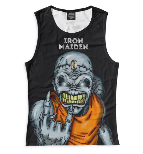 Майка Print Bar Iron Maiden cd iron maiden a matter of life and death