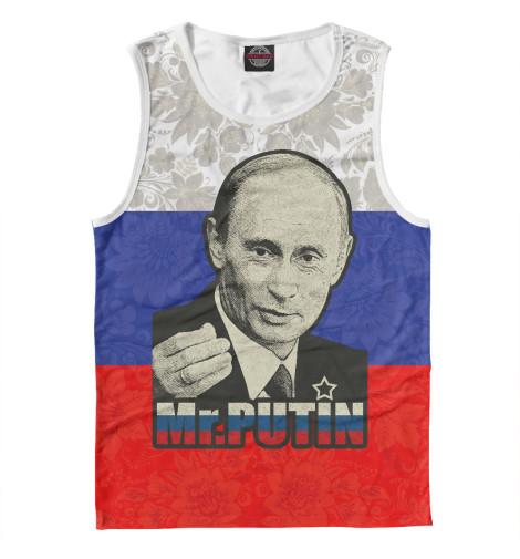 Майка Print Bar Президент России