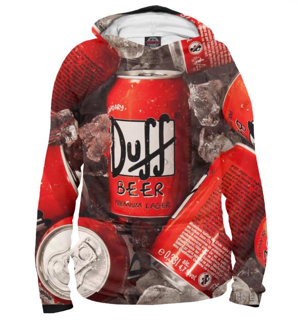 Купить Женское худи Duff Beer SIM-784639-hud-1