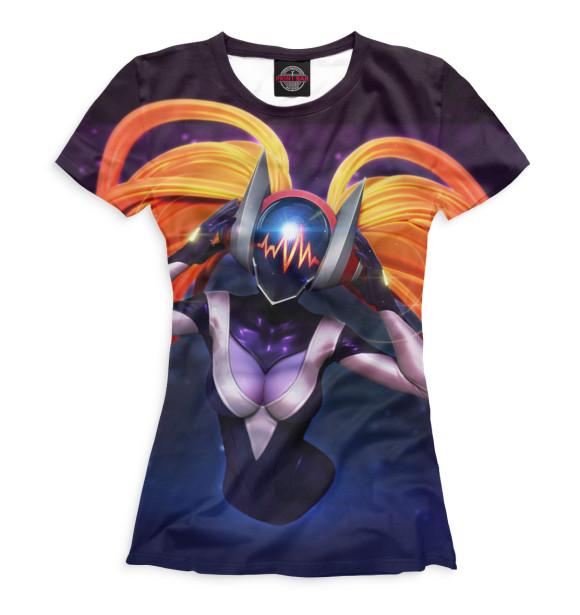 Купить Женская футболка Trance MUS-467922-fut-1